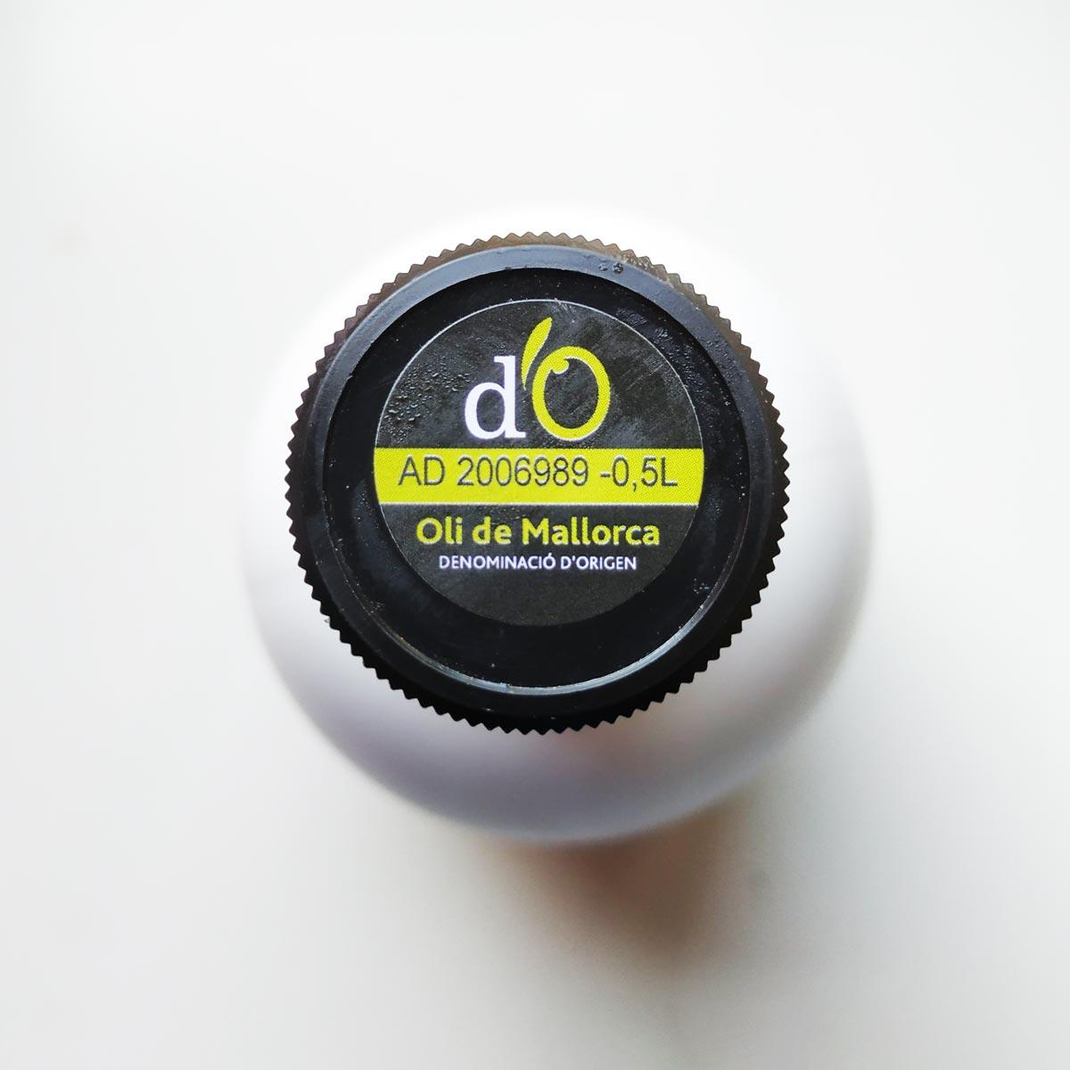 aceite de oliva denominación de origen protegida